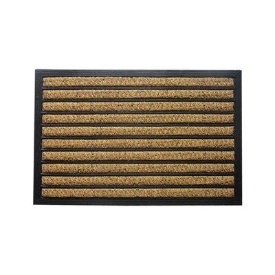 Maia Doormat Mat Size: 16 x 26