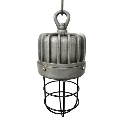 Mariya Industrial 1-Light Foyer Pendant