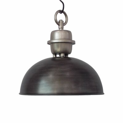 Chenai Industrial 1-Light Inverted Pendant