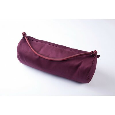 Silvia Cozy Silk Baby Blanket Color: Dark Red, Size: 50