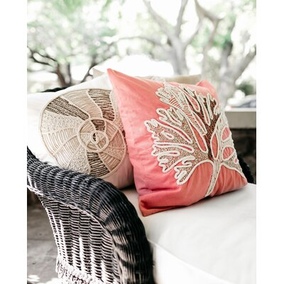 Raynham Coastal Nautilus Pillow case