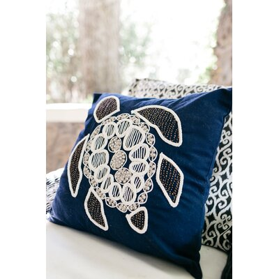 Ocala Coastal Turtle Pillow case