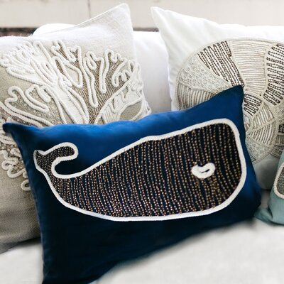 Ocala Coastal Whale Pillow case
