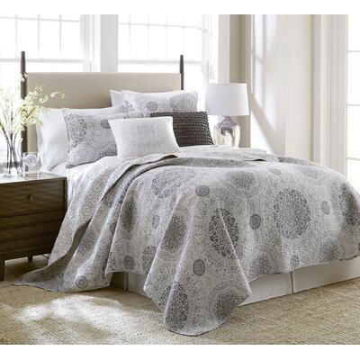 Olmsted 3 Piece Reversible Quilt Set Size: Full/Queen