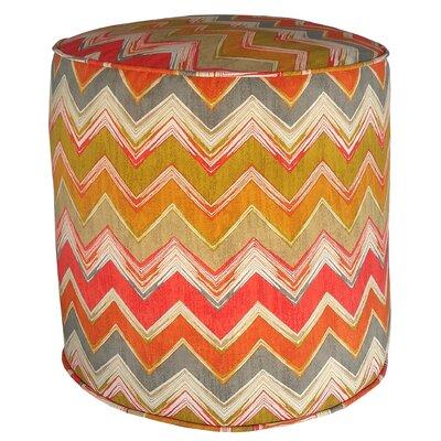 Vuong Pouf Ottoman Upholstery: Desert