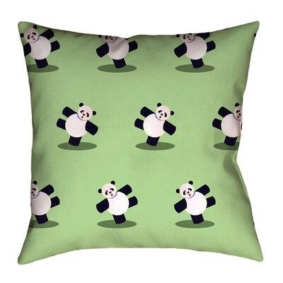 Pecora Panda Floor Pillow Size: 28 x 28