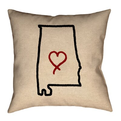Austrinus Alabama Love Outline
