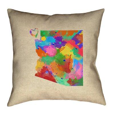Genibrel Arizona Love Watercolor