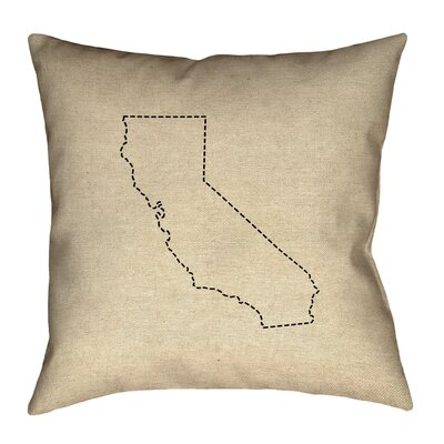 Genibrel California Dash Outline
