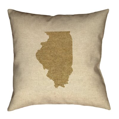 Kirkley Illinois Pillow