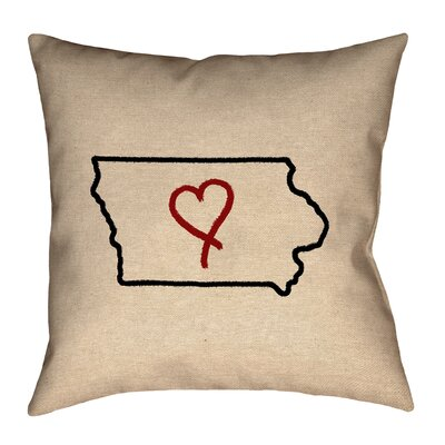 Austrinus Love Outline Pillow