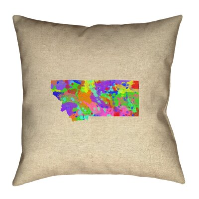 Austrinus Montana Watercolor Pillow