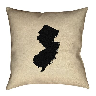 Roney New Jersey Pillow