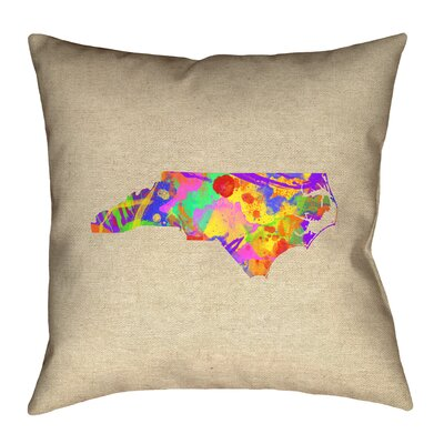 Austrinus North Carolina Pillow