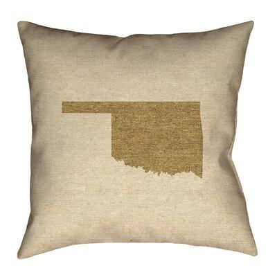 Austrinus Oklahoma Pillow