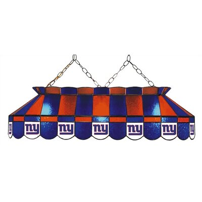 NFL Billiards Light NFL Team: New York Giants