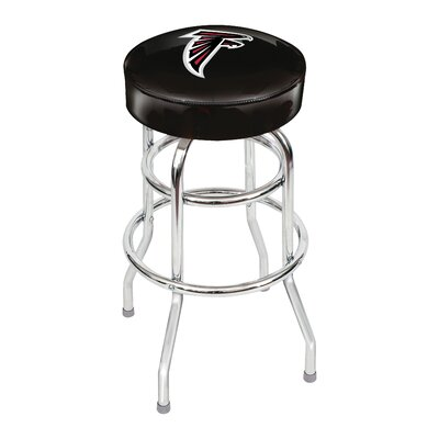NFL 30 Swivel Bar Stool NFL Team: Atlanta Falcons