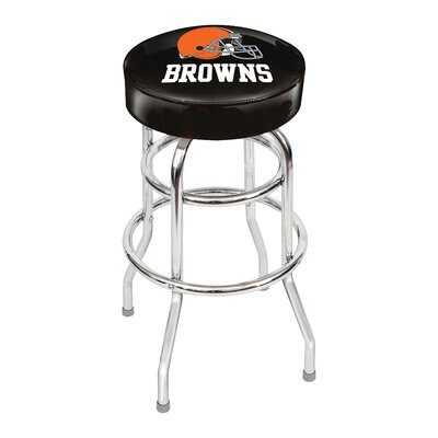 NFL 30 Swivel Bar Stool NFL Team: Cleveland Browns