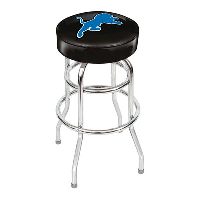 NFL 30 Swivel Bar Stool NFL Team: Detroit Lions