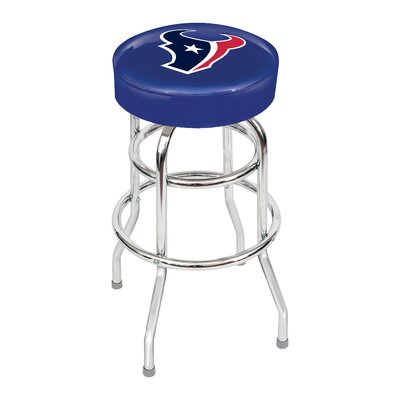 NFL 30 Swivel Bar Stool NFL Team: Houston Texans