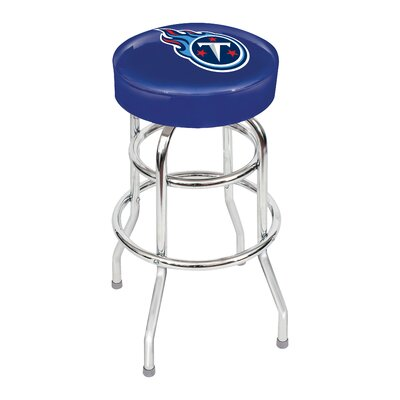 NFL 30 Swivel Bar Stool NFL Team: Tennessee Titans