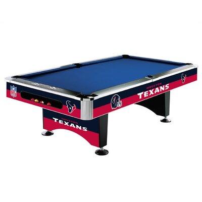 Houston Texans Pool Table Texans Billiards Table Texans