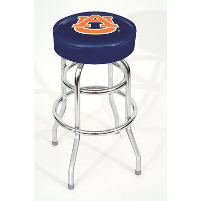 NCAA 30 Swivel Bar Stool NCAA Team: Auburn