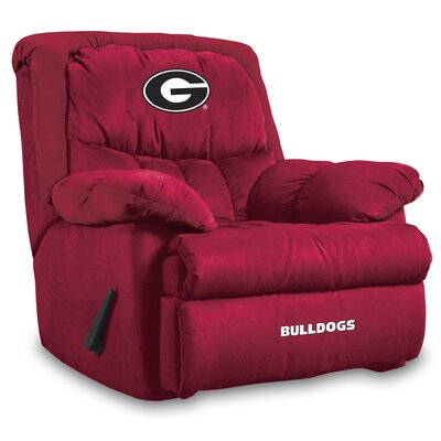 NCAA Home Team Recliner NCAA Team: University of Georgia