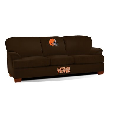 NFL First Team Sofa NFL Team: Cleveland Browns