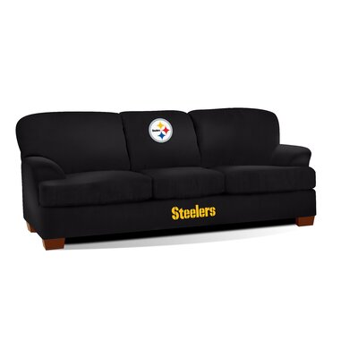 NFL First Team Sofa NFL Team: Pittsburgh Steelers