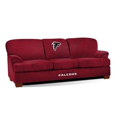 NFL First Team Sofa NFL Team: Atlanta Falcons