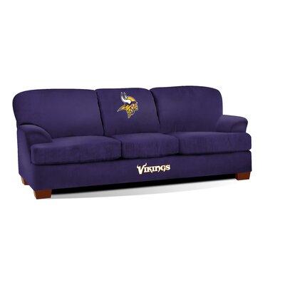 NFL First Team Sofa NFL Team: Minnesota Vikings