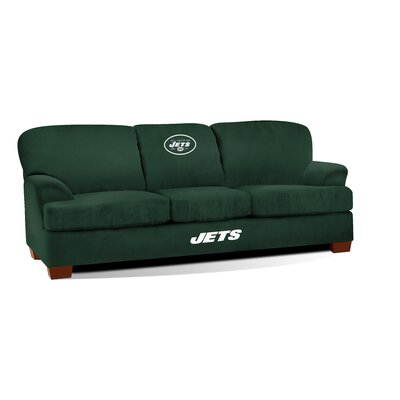 NFL First Team Sofa NFL Team: New York Jets