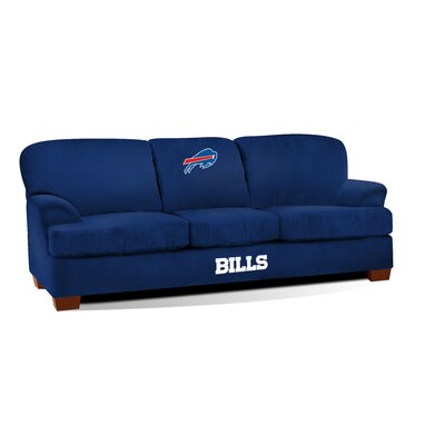 NFL First Team Sofa NFL Team: Buffalo Bills