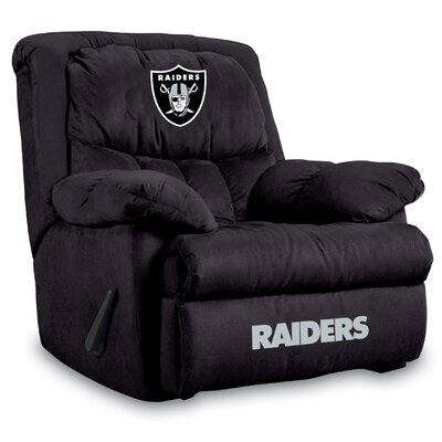 NFL Manual Recliner NFL Team: Oakland Raiders