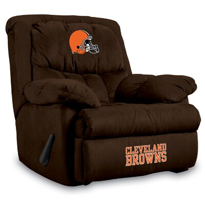 NFL Manual Recliner NFL Team: Cleveland Browns
