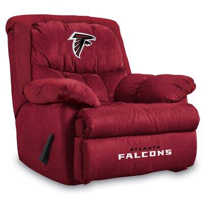 NFL Manual Recliner NFL Team: Atlanta Falcons