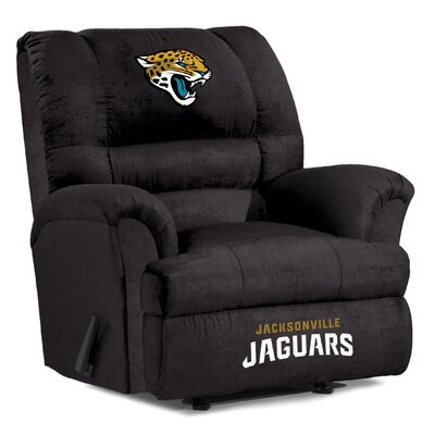 NFL Big Daddy Manual Recliner NFL Team: Jacksonville Jaguars