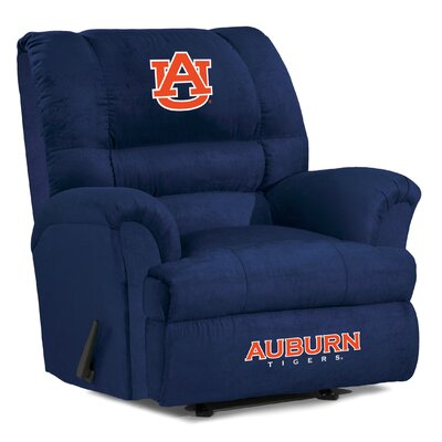 Big Daddy Recliner NCAA Team: Auburn University