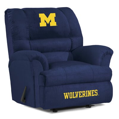 Big Daddy Recliner NCAA Team: University of Michigan
