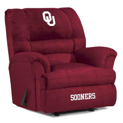 Big Daddy Recliner NCAA Team: University of Oklahoma