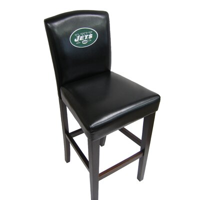 NFL 29.5 Bar Stool NFL Team: New York Jets