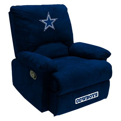 NFL Manual Recliner NFL Team: Dallas Cowboys