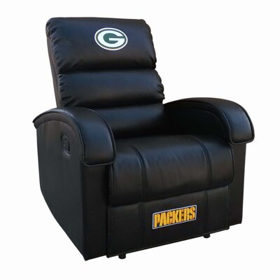 NFL Power Recliner NFL Team: Green Bay Packers