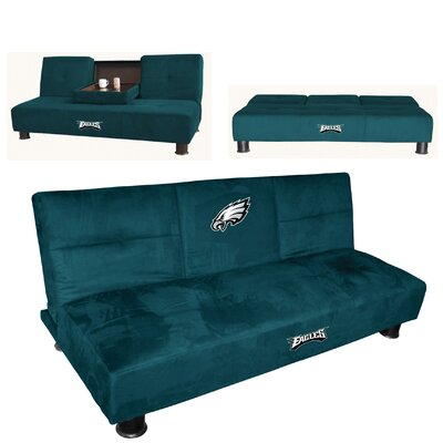 NFL Convertible Sofa NFL Team: Philadelphia Eagles