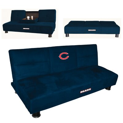 NFL Convertible Sofa NFL Team: Chicago Bears