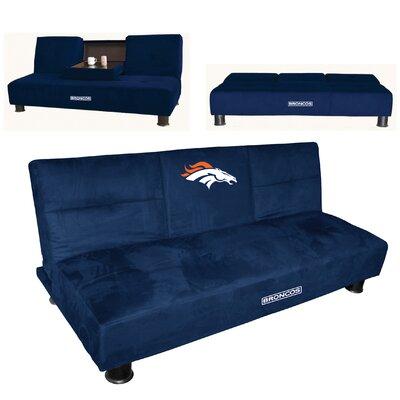 NFL Convertible Sofa NFL Team: Denver Broncos