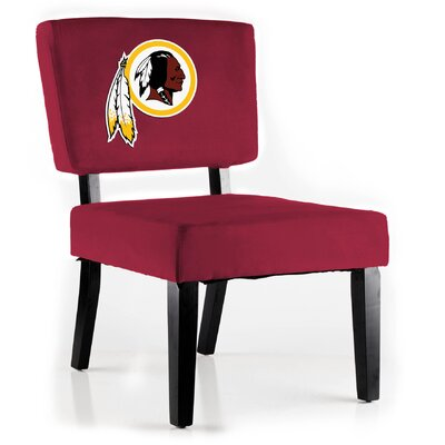 NFL Side Chair NFL Team: Washington Redskins
