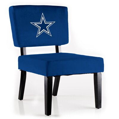 NFL Side Chair NFL Team: Dallas Cowboys