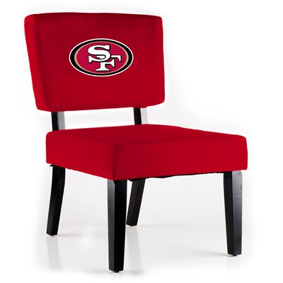 NFL Side Chair NFL Team: San Francisco 49ers
